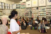 Mommy Connections Workshop, June 2017 @ BuyBuyBaby